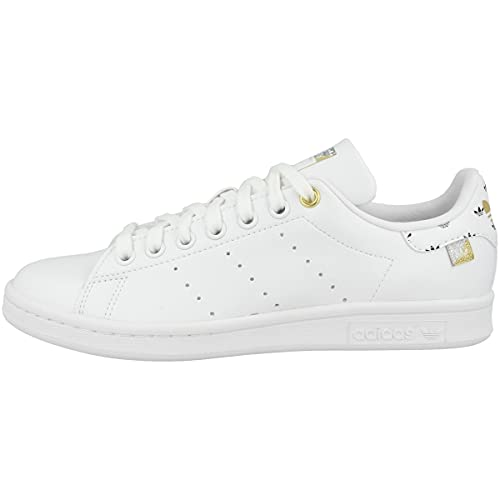 adidas Low Stan Smith - Zapatillas deportivas para mujer, color Blanco, talla 40 EU