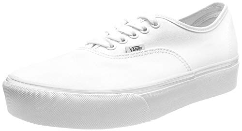 VANS UA Authentic Platform 2.0 Sneakers femmes Wit Lage sneakers