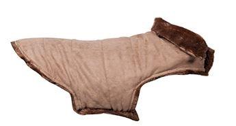 Karlie Hundemantel Grizzly L: 50 cm beige