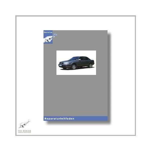 Audi A6 4A C4 (91-97) Stromlaufplan / Schaltplan - Reparaturleitfaden