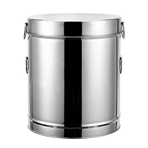 Check Out This Airtight Coffee and Food Storage Canister,Flour Container Airtight,Stainless Stee...