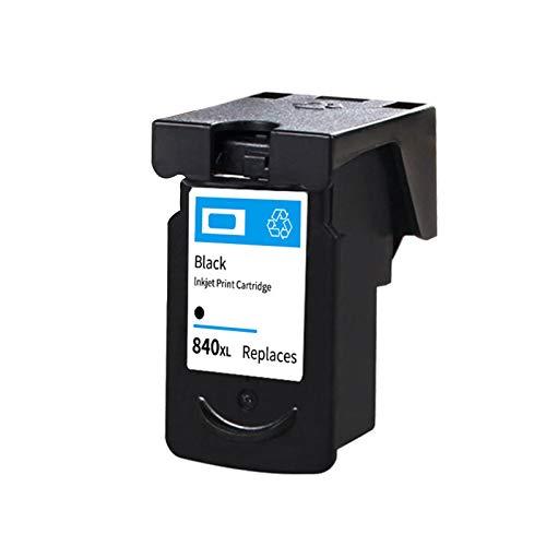 SXCD PG840XL CL841XL Cartuchos De Tinta para Canon, Reemplazo para Canon PIXMA MG2180 4280 MX338 PIXMA TS5180 Impresora De Inyección De Tinta Rendimiento Compatible Tri-c 1~Black