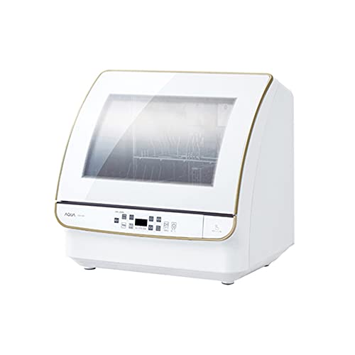 AQUA 食器洗い機(送風乾燥機能付き) ホワイト ADW-GM3(W)