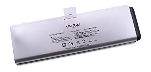 vhbw Batterie Compatible avec Apple Macbook Pro 15\