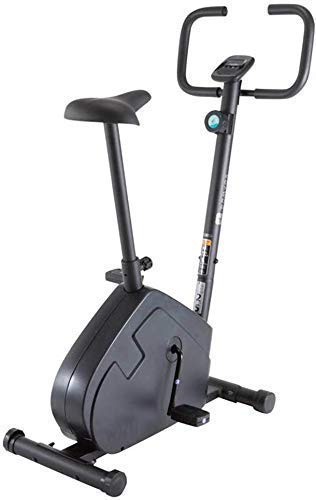Drohneks Bicicleta estática reclinada Bicicleta estacionaria para Ciclismo de Interior con Asiento y Resistencia Ajustables, Soporte para Monitor/teléfono