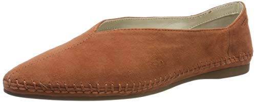 Vagabond Damen Antonia Geschlossene Ballerinas, Orange (Terracotta 47), 37 EU