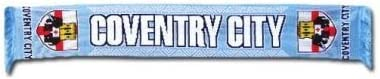Coventry free Quantity limited City Scarf