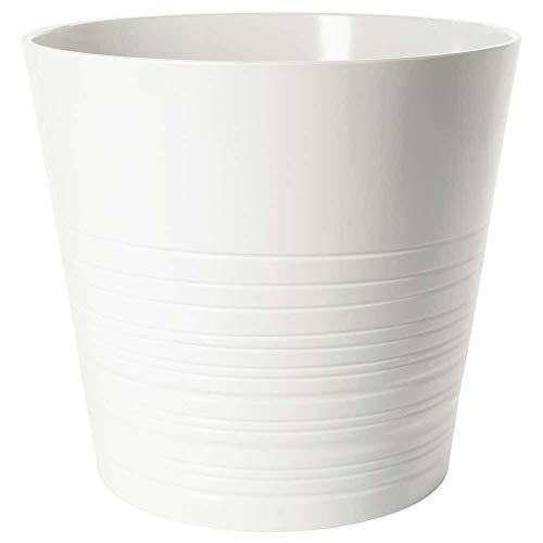 Macetero MUSKOT, color blanco