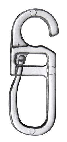 tilldekor Faltenlegehaken- Gardinenhaken- Faltenhaken 100 Stück