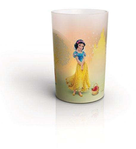 Philips Disney LED Teelicht CandleLight Schneewittchen, weiß 717110116