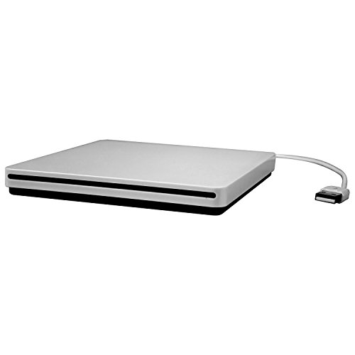 Best Review Of I/O Magic IDVD8P9WSL Super Slim Slot Load External USB DVD Rewritable Multi-Drive