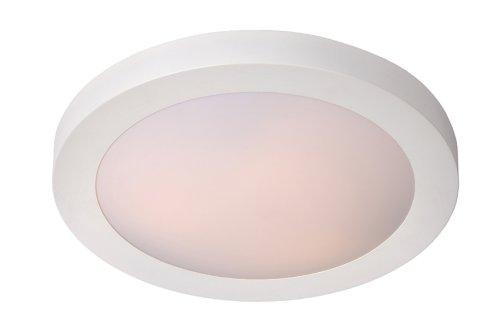 Lucide FRESH - Plafonnier - Ø 35 cm - IP44 - Blanc