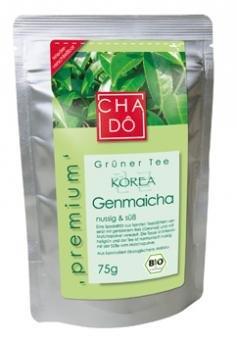 Cha-Do Korea Genmaicha grüner Tee, 75 g