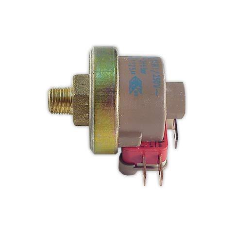 DOJA Industrial | Presostato vaporeta 2,7 bar 1/8 Macho |