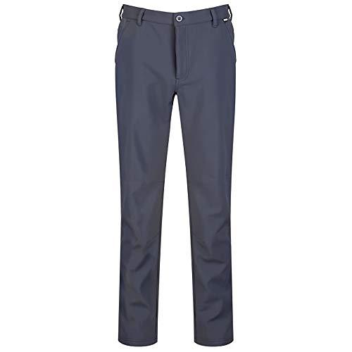Regatta Fenton Water Repellent and Wind Resistant Regular Leg Pantalons Homme, Gris, Size 33-inch