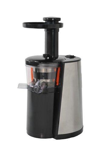 Kitchen Chef PC150 - Centrifuga per frutta in acciaio inossidabile, 150 W