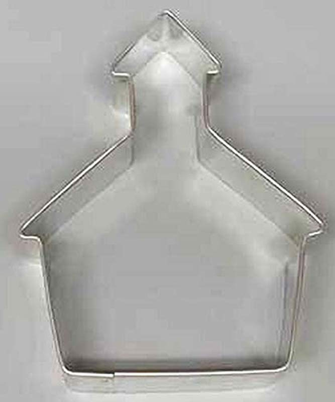 School House Church 4 Cookie Cutter Haunted House