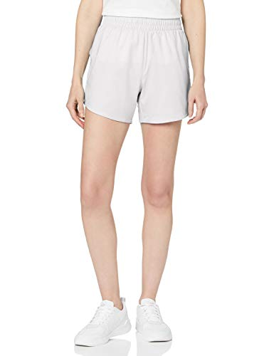 CARE OF by PUMA Shorts de entrenamiento para mujer, Gris (Glacier Grey), 46, Label: XXL