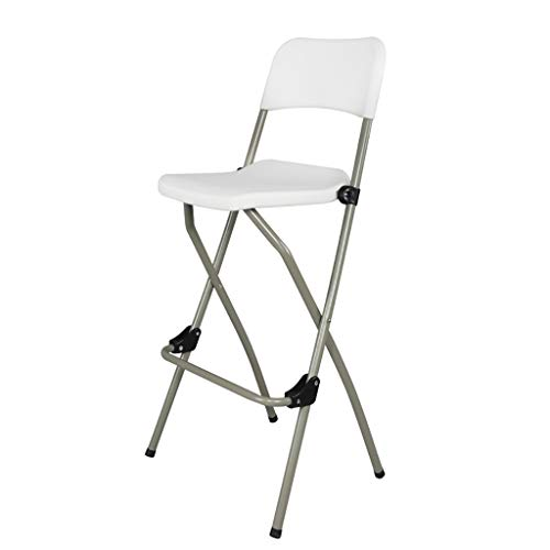 Lwcy Vouwstoel stoel Kinderstoel Receptiestoel Koffiestoel Zwart/wit