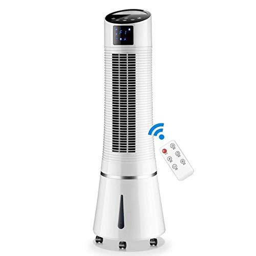 XPfj Enfriador de aire para la oficina en casa enfriadores evaporativos enfriador de aire acondicionado ventilador del hogar Añadir agua solo fresco nuevo aire acondicionado