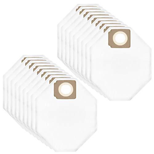Spares2go - Bolsas de tela para aspiradora Gtech Hylite SCV100, SCV101 (20 bolsas)