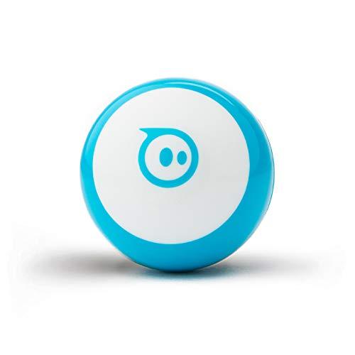 Sphero-Mini Azul Esfera robótica controlada por una aplicación juguete para el aprendizaje y programación en STEM, apto para mayores de 8 años, color (M001BRW)
