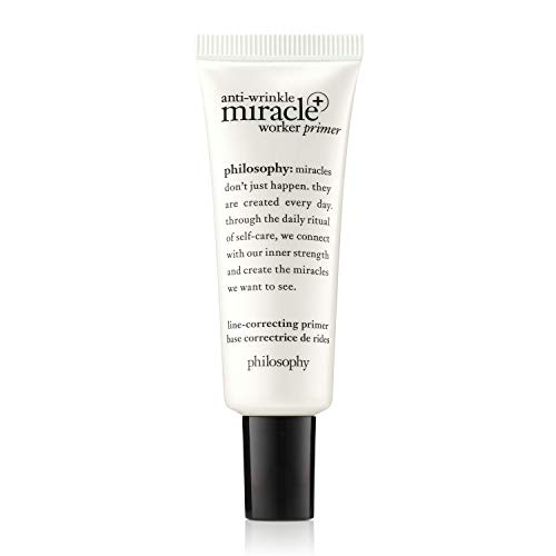 philosophy anti-wrinkle miracle worker - primer, 0.9 oz