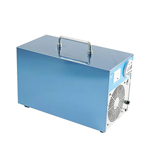 BBGS Generador de Ozono Comercial - Ozono Air Ozone Cleaner Dispositivo Ozonizador con Temporizador para Habitación, Negocios, Automóviles Y Mascotas