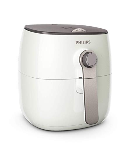Philips Airfryer HD9621/20, Friggitrice Low-Oil e Multicooker con Tecnologia TurboStar, Capacità 0.800 Kg, Bianco