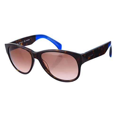 Jil Sander Sonnenbrille 725S-219 (57 mm) havanna