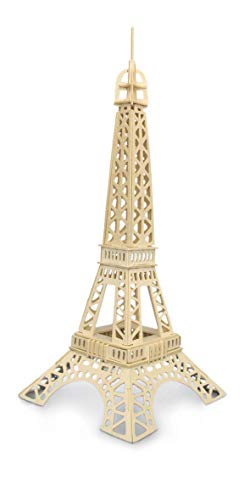 Eiffel Tower - QUAY Woodcraft Construction Kit FSC