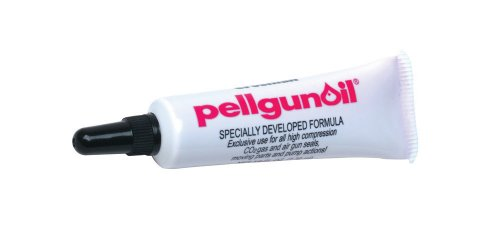 Crosman Pellgun Oil - gun lubricating oil - air gun rifle Co2 pistol lubricant