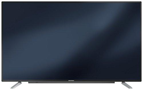 Grundig 40GUB8768 102 cm (40 Zoll) LED-Backlight-TV (Ultra-HD, 3840 x 2160 Pixel, 1300 VPI, Triple Tuner (DVB-T2 HD/C/S2), Smart TV)