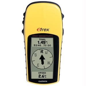 Garmin eTrex H Handheld GPS with High Sensitivity
