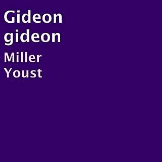 Gideon Gideon cover art