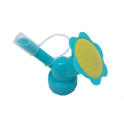 2en 1Botella de plástico Cap Sprinkler Sprinkler Boquilla Flor abreuvoirs Botella de jardín Sprinkler alcachofa de Ducha Herramienta de jardín Productos casa/Cocina [Kitchen]