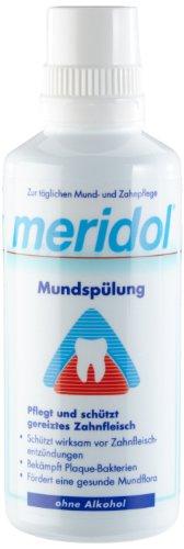 meridol Mundspülung, 2er Pack (2 x 400 ml)