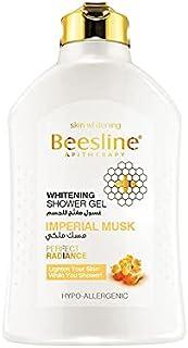 Beesline Whitening Shower Gel Imperial Musk, 300 ml, White