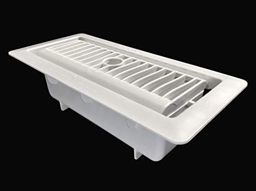 CAD Precision Inc Humidificador in-Vent (4x10, blanco)