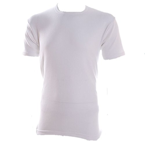 Undercover - Camiseta térmica - para hombre blanco blanco S