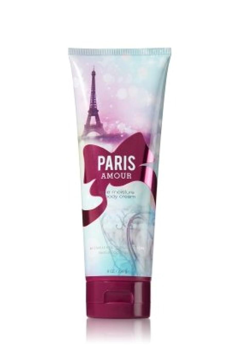 軍隊のり舌バス&ボディワークス パリスアモール ボディクリーム Paris Amour Triple Moisture Body Cream [海外直送品]