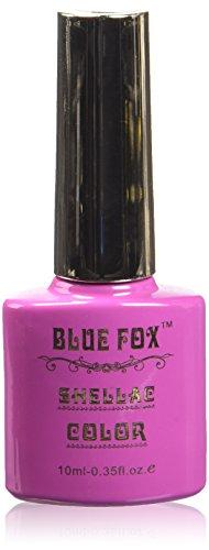Vernis à ongles gel bleu Renard, jacinthe d'Rose 10 ml
