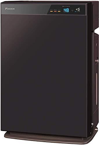 ダイキン 空気清浄機 加湿機能付 MCK70WKS-T ビターブラウン 適応畳数 空清:主に31畳、加湿:主に18畳