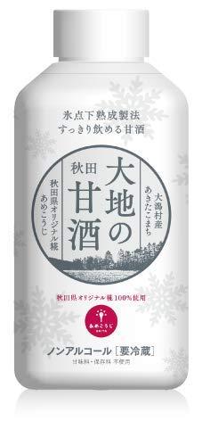 .大地の甘酒 PET 600g×8本入 あきたこまち生産者協会 【要冷蔵】【クール便】[HF]