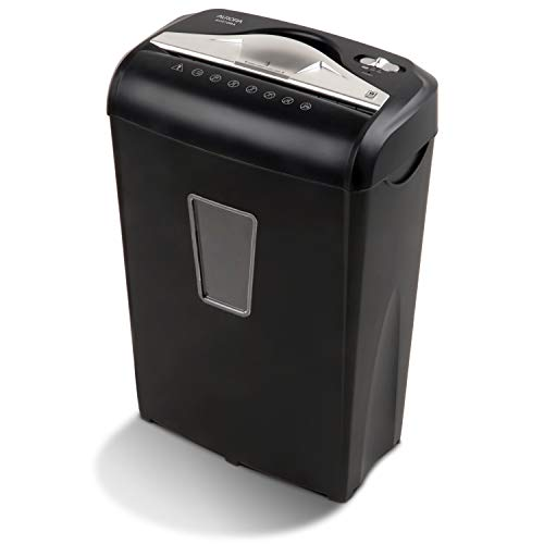 Our #3 Pick is the Aurora AU870MA High-Security 8-Sheet Micro-Cut Paper Credit Card Shredder