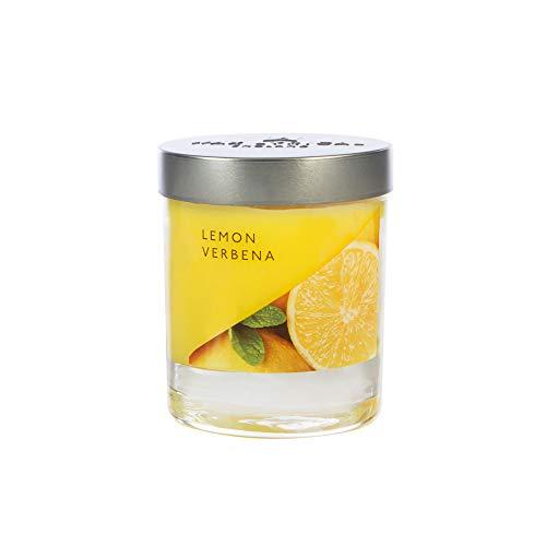 WAX LYRICAL Small Wax Fill Candle Lemon Verbena. Burn Time Approx 35 Hours Jar