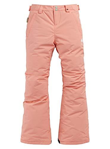 Burton Sweetart, Pantaloni da Snowboard Bambina, Pink Dahlia, XL