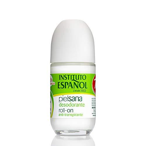 Instituto Español 1020-02565 Piel Sana Desodorante Roll On - 75 ml