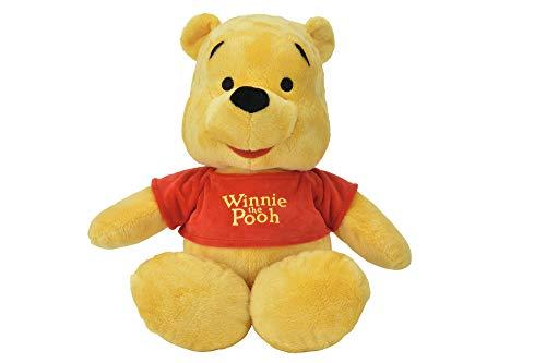 Simba - 6315875043 - Peluche - Disney Winnie l'ourson Flopsies Refresh - 50 cm