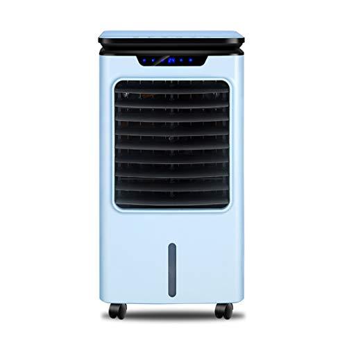 Mobile Klimageräte Klima gerät Luftkühler Mit Wasserkühlung Abluftschlauch Lufterfrischer Kühlgerät Evapolar Klimaanlage Luftbefeuchter Die Wohnung (Color : Blue)